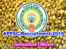 appsc released 2019 notification for sericulture officer in ap sericulture service