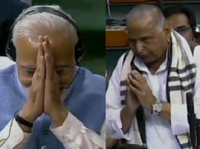 Mulaayam Singh Yadav Ki Kaamna- Modi Banein PM, SP Kaadar Aur Muslimon Mein Paida Hoga Bhram
