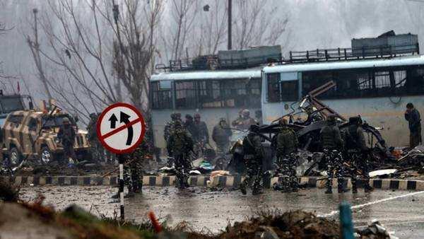 srinagar near soura terrorist celebrated jaish attack on crpf in pulwama