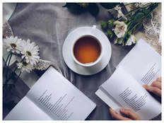is drinking tea really helpful in improving creativity