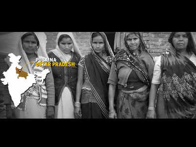 मैनपुरी का 'विधवा गांव'