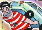 25 साल का चोर, 50 कारें चुराने का किया दावा