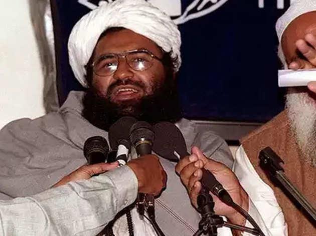 मसूद अजहर (फाइल फोटो)