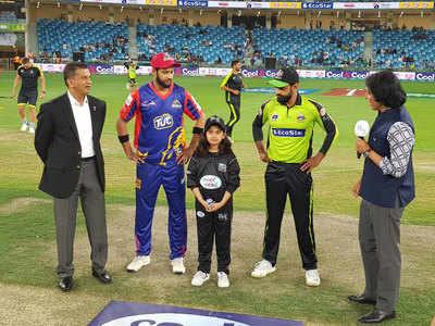पाकिस्तान सुपर लीग के एक मैच की तस्वीर (फोटो- PSL)