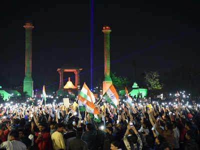 पुलवामा शहीदों के लिए देश भर में आयोजन