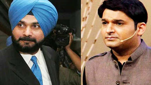 navjot singh sidhu sacked from the kapil sharma show after his comments on pulwama terror attack