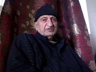 Suraksha Hatne Par Alagaavavaadi Neta Bole, Kashmiri Hain Hamaari Sikyauriti