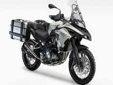 benelli trk 502 launch in india february 18