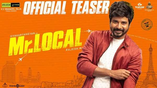 sivakarthikeyan nayanthara movie mr local official teaser