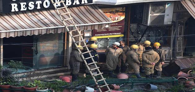 अग्नि सुरक्षा में खामियों के कारण दिल्ली में 14 और होटल हुए बंद