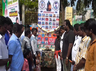 people pays tribute to pulwama terror attack victims in vellore csi church