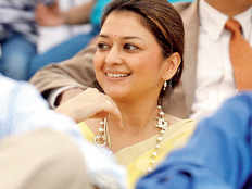 priyadarshini raje scindia may contest from seat of guna in madhya pradesh