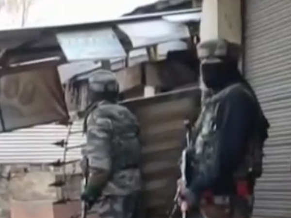 two jem terrorists neutralised by security forces in jks pulwama