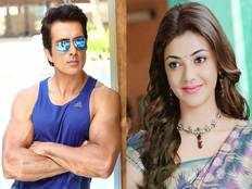 sonu sood to play the antagonist in teja kajal aggarwal and sai sreenivas sita