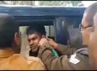 Video: இராணுவ வீரரிடம் கடுமையாக நடந்துகொண்ட காவல் துறையினா்