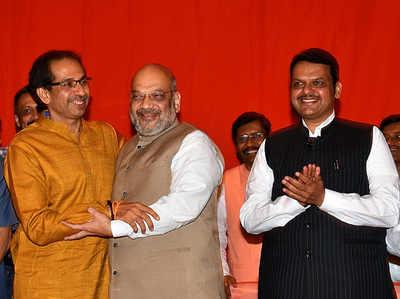 लोकसभा चुनाव 2019: बीजेपी 25 और शिवसेना 23 सीटों पर लड़ेंगी चुनाव, बनी सहमति