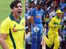 ind vs aus india captain virat kohli will be dominant against jhye richardson says mathew hayden