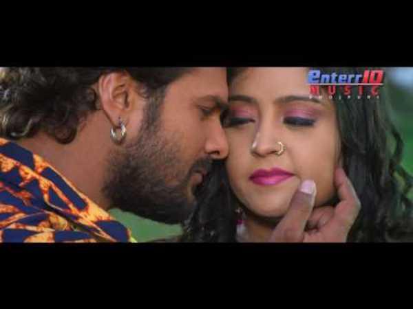 bhojpuri film aatankwadi song bullet par baitha sung by khesari lal yadav