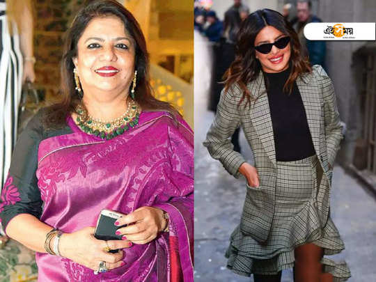 Priyanka Chopras mom Madhu Chopra said this about her daughters baby bump pictures and pregnancy reports