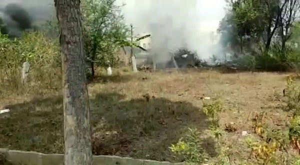 2 surya kiran aircrafts crashed in yelahanka