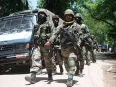 brigadier harbir singh rejoined operation during leave