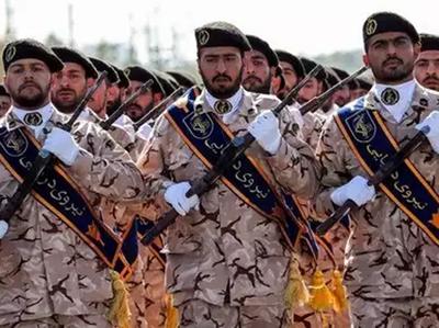 Sainikon Par Hamla Karne Wala Fidaayeen Pakistani Naagrik Tha  Irani Brigadier General