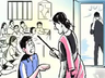 students brutally beaten up by their teacher in classroom in saharanpur