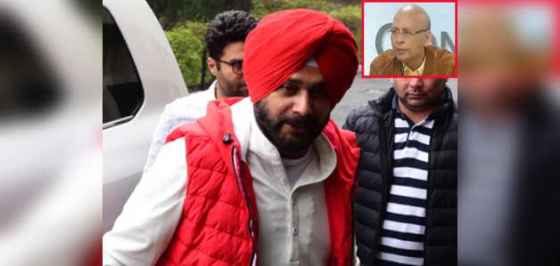 विवादित टिप्पणियों के बाद कांग्रेस ने नवजोत सिंह सिद्धू को दी चेतावनी