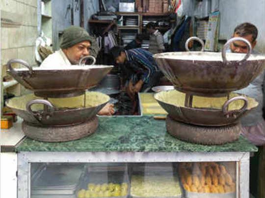 old delhi sweet