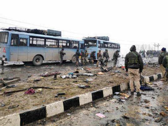pulwama dossier: पाकिस्तानला पुरावे देणार नाही