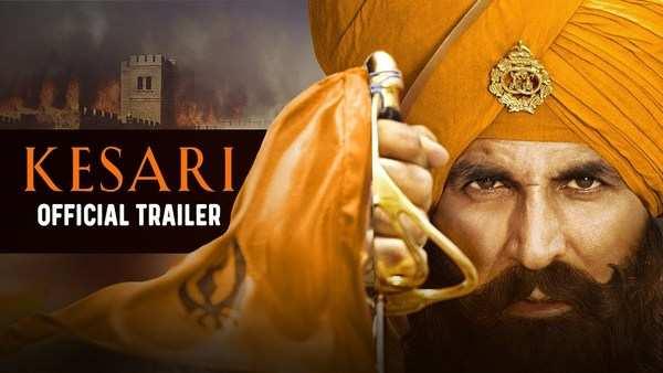 kesari official trailer starring akshay kumar parineeti chopra anurag singh