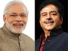 shatrughan sinha praises pm narendra modi bjp says it would not guarantee him a party ticket