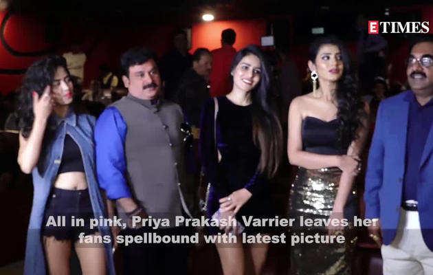 प्रिया प्रकाश वारियर की लेटेस्ट इंस्टाग्राम पिक्स फैन्स के बीच हुईं हिट
