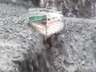 a vehicle falls into a gorge after heavy rains in kullu himachal pradesh video viral