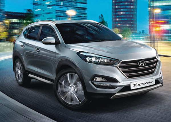 Hyundai Tocson