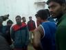 jihadi slogan written on the wall of intermediate college in bhadohi