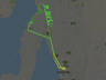 a bored pilot in australia left this message in the sky