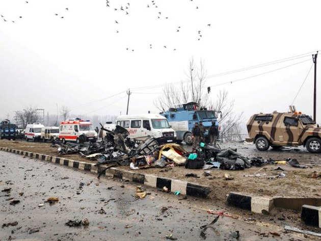 14 फरवरी को हुआ था पुलवामा हमला
