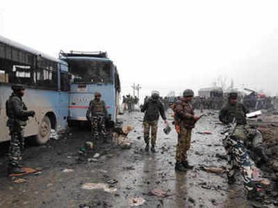 संयुक्त राष्ट्र सुरक्षा परिषद ने पुलवामा आतंकी हमले को जघन्य और कायराना बताया