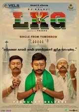 rj balaji priya anand starrer lkg tamil movie review rating