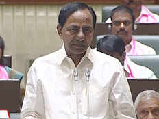 kcr budget 2019 live updates k chandrasekhar rao vote on account budget in state assembly