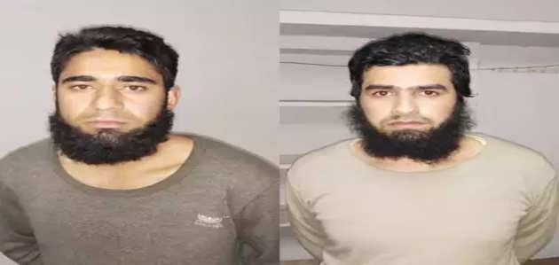 देवबंद: UP ATS ने जैश-ए-मोहम्मद के 2 संदिग्ध आतंकियों को किया गिरफ्तार