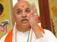 pravin togadia attacks on narendra modi government in ambedkar nagar