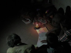 no electricity connection in the village but electricity bills issued in chhattisgarh