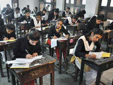 heat on cheating results in 6 lacs skip up board exams