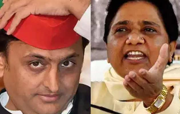 लोकसभा चुनाव 2019: बीएसपी के साथ गठबंधन में हुए सीट बंटवारे से समाजवादी पार्टी का घाटा