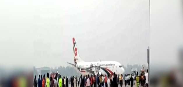 बांग्लादेश से दुबई जा रहे प्लेन को हाइजैक करने की कोशिश