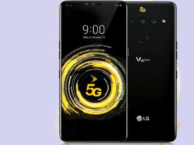MWC 2019: लॉन्च हुए LG V50 ThinQ 5G और LG G8 ThinQ/LG G8s ThinQ स्मार्टफोन्स, जानें स्पेसिफिकेशंस