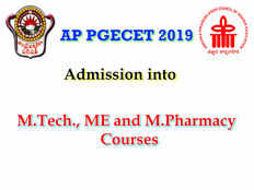 andhra university has released ap pgecet 2019 notification check details here