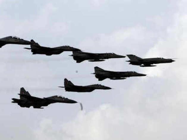 PoK में IAF की एयर स्ट्राइक, जैश का अल्फा 3 ध्वस्त
